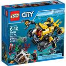 LEGO Deep Sea Submarine Set 60092 Packaging