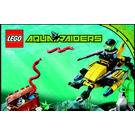 LEGO Deep Sea Treasure Hunter Set 7770 Instructions
