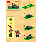 LEGO Defence Archer Set 4801 Instructions