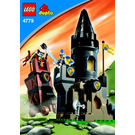 LEGO Defence Tower Set 4779 Instructions