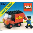 LEGO Delivery Van Set 6624