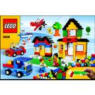 LEGO Deluxe Brick Box Set 5508 Instructions