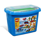 LEGO Deluxe Brick Box Set 5508 Packaging