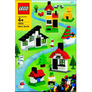 LEGO Deluxe House Building Set 3600 Instructions
