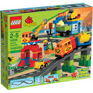 LEGO Deluxe Train Set 10508 Packaging