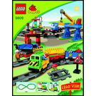 LEGO Deluxe Train Set 5609 Instructions