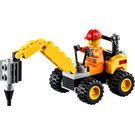 LEGO Demolition Driller Set 30312