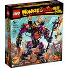 LEGO Demon Bull King Set 80010 Packaging