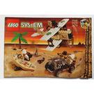 LEGO Desert Expedition Set 2879 Instructions