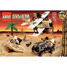LEGO Desert Expedition Set 5948 Instructions