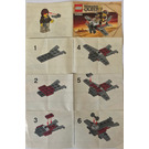 LEGO Desert Glider Set 30090 Instructions