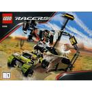 LEGO Desert Hammer Set 8496