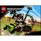 LEGO Desert Hammer Set 8496 Instructions