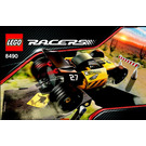LEGO Desert Hopper Set 8490 Instructions
