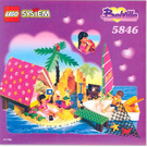 LEGO Desert Island Set 5846 Instructions