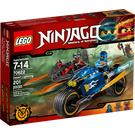 LEGO Desert Lightning Set 70622 Packaging