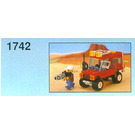 LEGO Desert Nature Filmer Set 1742