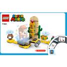 LEGO Desert Pokey Set 71363 Instructions