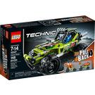 LEGO Desert racer Set 42027 Packaging