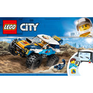 LEGO Desert Rally Racer Set 60218 Instructions