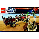 LEGO Desert Skiff Set 9496 Instructions