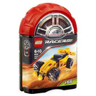 LEGO Desert Viper Set 8122 Packaging