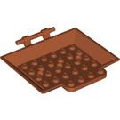 LEGO Design Back 6 x 8 x 1 with 3.2 Shaft (65068)