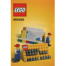 LEGO Desk Business Card Holder (850425) Instructions