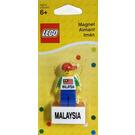 LEGO Destination Magnet Malaysia (850513)