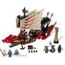 LEGO Destiny's Bounty Set 9446