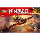 LEGO Destiny's Wing Set 70650 Instructions