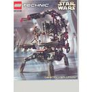 LEGO Destroyer Droid Set 8002 Instructions