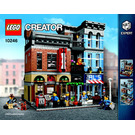 LEGO Detective's Office Set 10246 Instructions