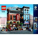 LEGO Detective's Office Set 10246 Instructions