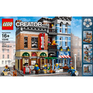 LEGO Detective's Office Set 10246 Packaging