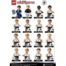 LEGO DFB Minifigure - Random Bag Set 71014-0 Instructions