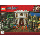 LEGO Diagon Alley Set 10217 Instructions