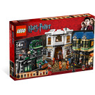 LEGO Diagon Alley Set 10217 Packaging