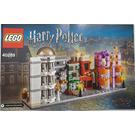 LEGO Diagon Alley Set 40289 Instructions