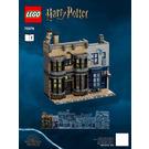 LEGO Diagon Alley Set 75978 Instructions