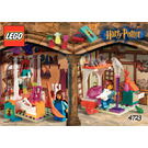 LEGO Diagon Alley Shops Set 4723 Instructions