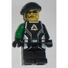 LEGO Diamond, Alpha Team Arctic Minifigure