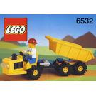 LEGO Diesel Dumper Set 6532
