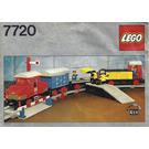 LEGO Diesel Freight Train Set 7720