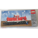 LEGO Diesel Heavy Shunting Locomotive Set 7755 Packaging