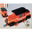 LEGO Diesel Locomotive Set 723-1