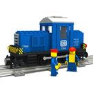 LEGO Diesel Shunter Locomotive Set 7760