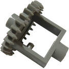 LEGO Differential Gear Casing with One Geared End (73071)