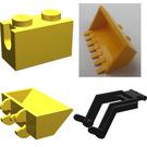 LEGO Digger Bucket Set 1241-1