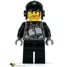 LEGO Digger Minifigure